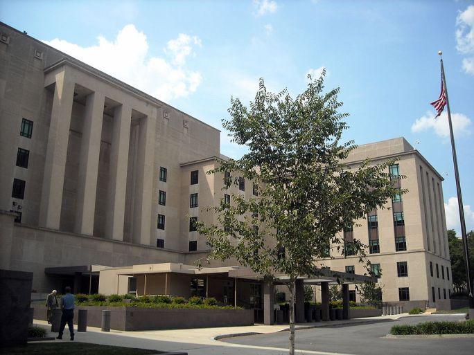 Department of State Washington DC