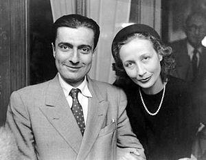 English: Romanian pianist Dinu Lipatti (1917-1...