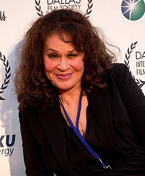English: Karen Black at the Dallas Internation...