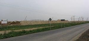 Biskupice Podgórne near Wrocław, Poland, inves...