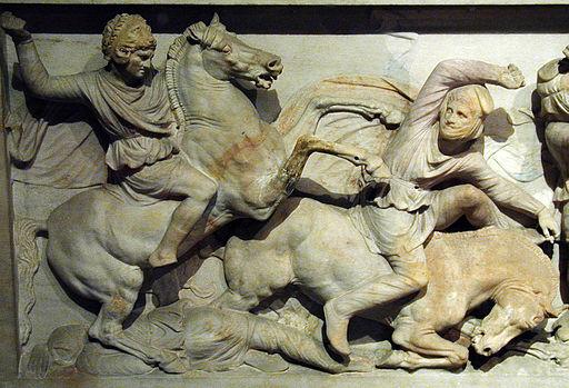 Macedonian Army Alexander