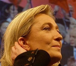 """Marine Le Pen - """"Convention présidentiell..."""