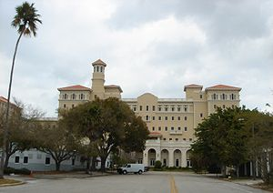 Church of Scientology Clearwater headquarters....