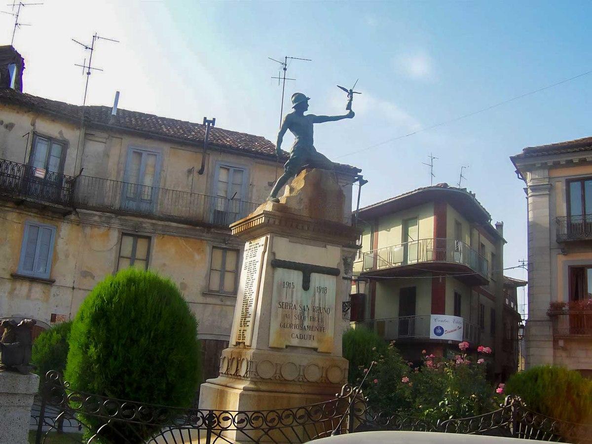 Serra San Bruno Wikimedia Commons