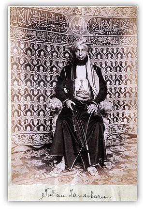 Sultan Hamad bin Thwiny of Zanzibar