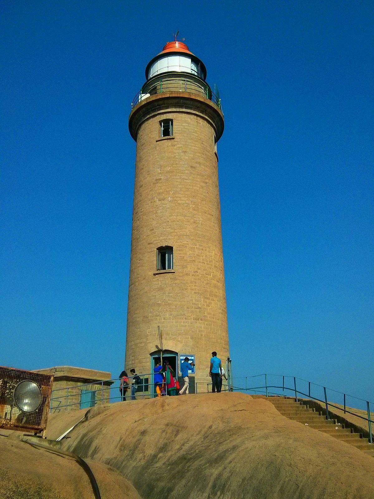 Mahabalipuram Lighthouse Wikipedia