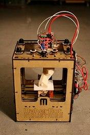 Makerbot CupcakeCNC
