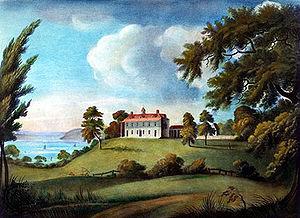 Aquatint by Francis Jukes (1745-1812) of Mount...