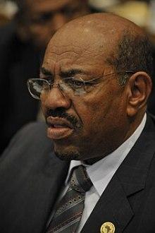 Omar al-Bashir, 12th AU Summit, 090202-N-0506A-137.jpg