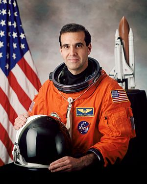 English: Astronaut Richard A. (Rick) Mastracch...