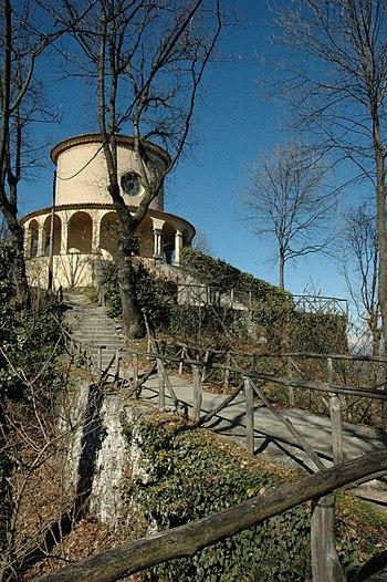 Sacro Monte di Crea. Cappella del Paradiso