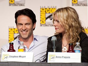 Stephen Moyer - Anna Paquin