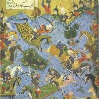 Битва при Джабаны.1500 год между Сефевидами и Ширваншахами