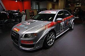 Français : Audi RS4 B7 de compétition