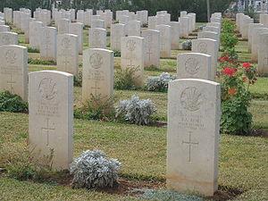 Beersheba War Cemetery
