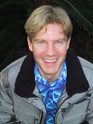 en: Danish Political scientist Bjørn Lomborg. ...
