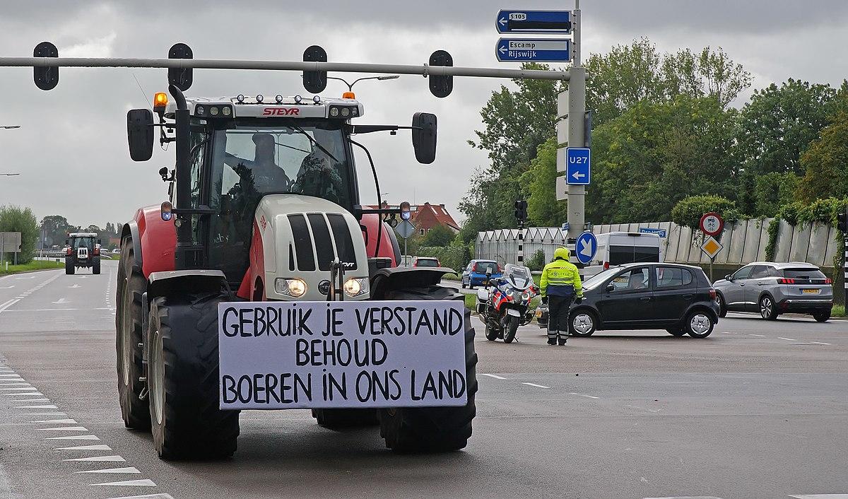 boerenprotest 2019 2020 wikipedia