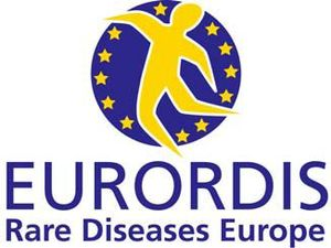 English: Logo of Eurordis