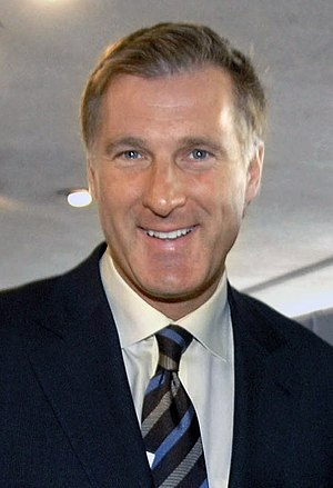Maxime Bernier, Canada's Minister of Foreign A...
