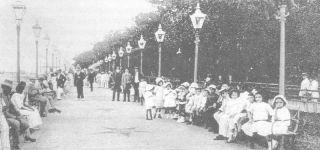 Passeio Publico Fortaleza 1919