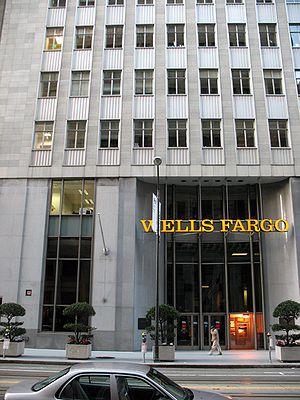 Wells Fargo's corporate headquarters in San Fr...