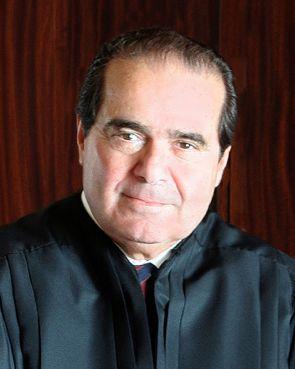Scalia skipped the Pope