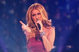"Celine Dion performing ""Taking Chances&qu..."