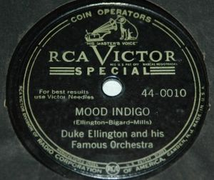 Duke Ellington Orchestra - Mood Indigo