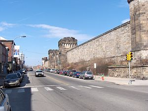 Eastern State Penitentiary is a former Pennsyl...