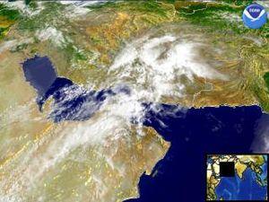Golfo persico NASA