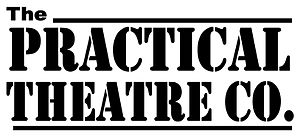 English: The logo of The Practical Theatre Company
