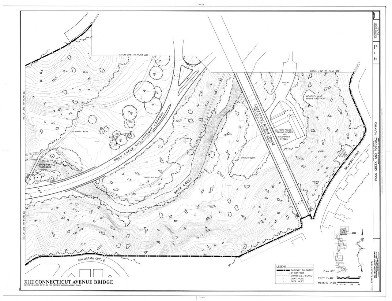 File Rock Creek And Potomac Parkway Washington District Of Columbia Dc Habs Dc Wash 686