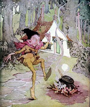 "Old, Old Fairy Tales: ""Rumplestiltskin&qu..."