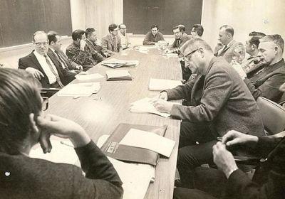 TAA–University bargaining, 1970
