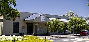English: Wagga Wagga Centrelink Office.