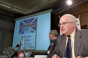 Webster Tarpley, author, journalist, lecturer,...