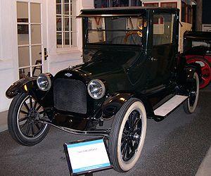 1922 Chevrolet 490