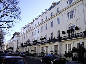 English: Chester Square, Belgravia.