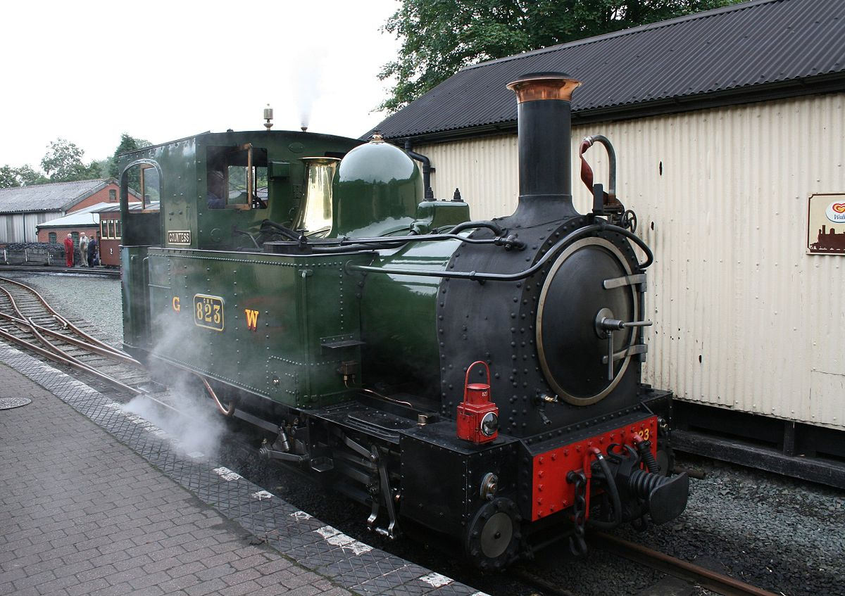 Welshpool And Llanfair Light Railway Wikipedia