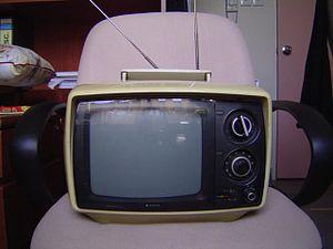 English: TV Antik