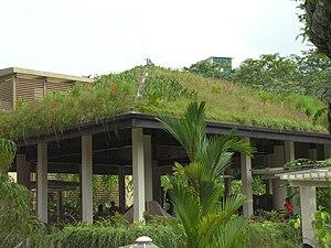 GreenRoof-SingaporeBotanicGardens