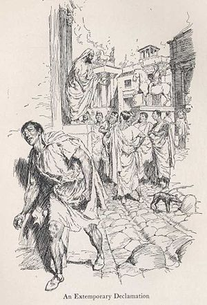 English: Illustration by Norman Lindsay for Pe...