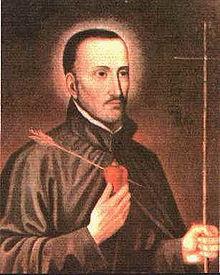 sveti Rok Gonzales de Santa Cruz - duhovnik, redovnik in mučenec