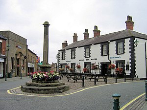 English: Royal Oak, Garstang. The Royal Oak pu...