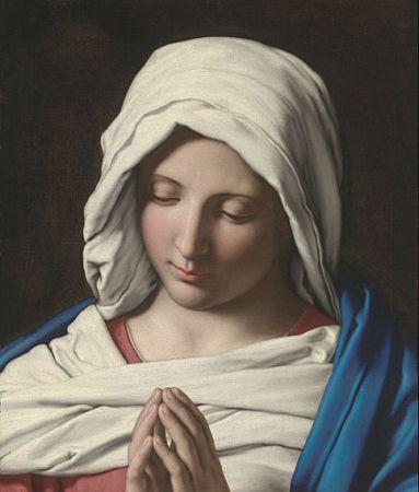 File:Sassoferrato - Madonna in prayer - Google Art Project.jpg