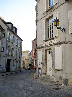 Senlis - Office de tourisme