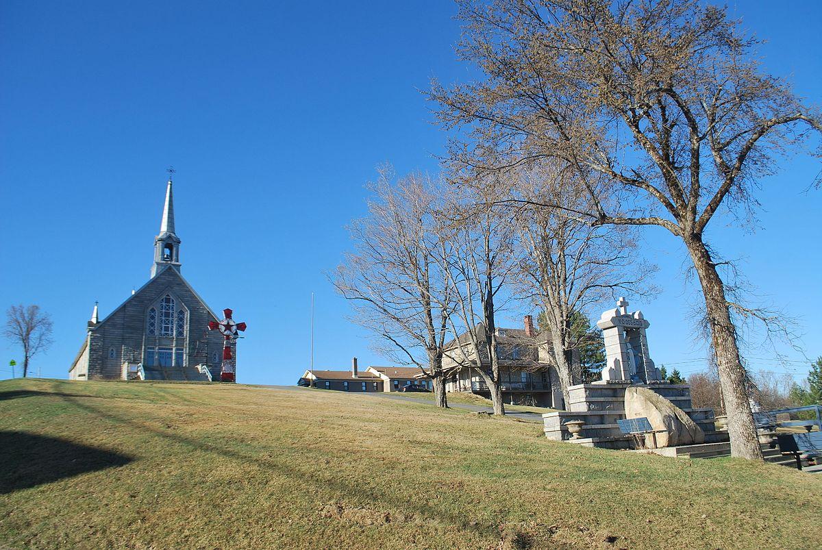 Notre Dame Des Bois Wikip 233 Dia