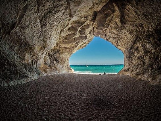 Cala Luna Grotto