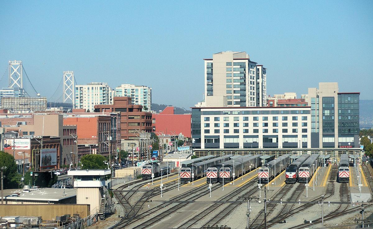 Station Jose Amtrak San