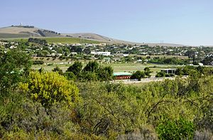English: Durbanville Nature Reserve. A tiny re...